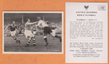 West Germany v Ireland Termath Rot Weiss Essen Kiernan Southampton A117 (B)